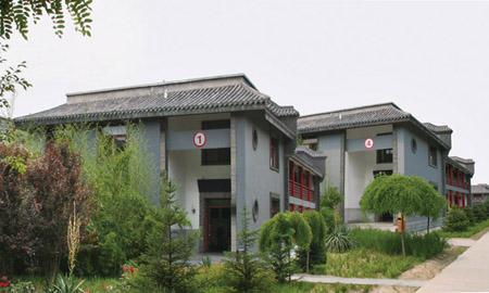 五溝中心學校風景