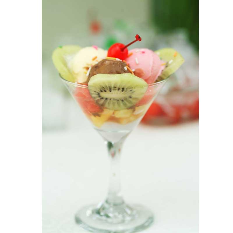 冰淇淋 水果捞 中餐 产品图片